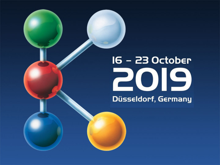 MOVACOLOR PRESENT AT K 2019 IN DÜSSELDORF, GERMANY